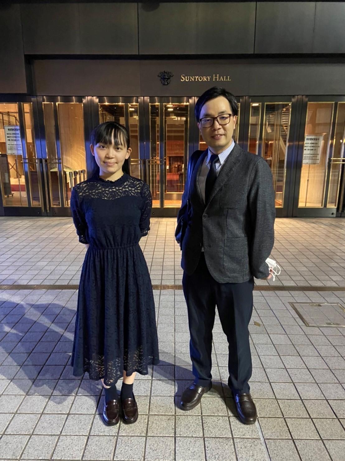関本先生&後藤美優さん